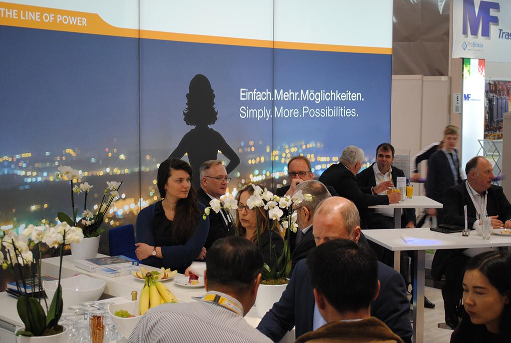EFEN auf der eltefa in Stuttgart und Hannover Messe 2019