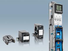 Stromwandler und Überwachungsfunktionen