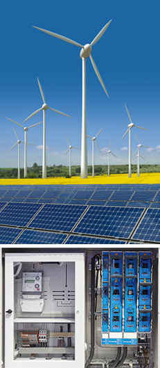 Regenerative Energieerzeuger