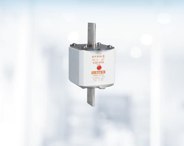 gTr Sicherungseinsätze für<br />Transformatorenschutz