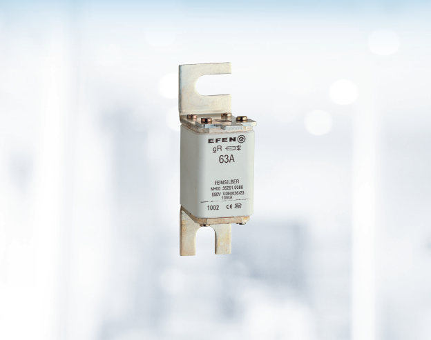 gR NH Fuse-Links<br />for semiconductor protection